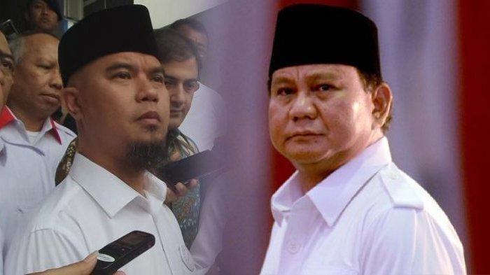 Ahmad Dhani dan Prabowo Subianto