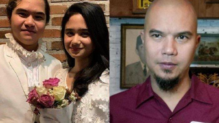 Ahmad Dhani Komentari Hubungan Dul Jaelani dan Tissa Biani, Restui Nikah Muda?