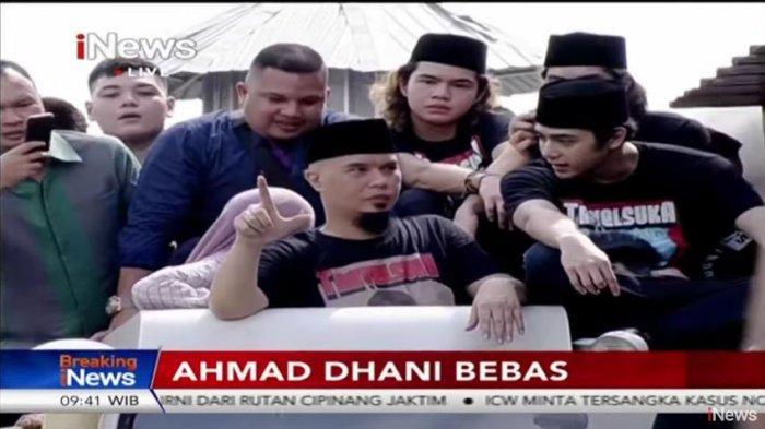 Masuk Politik, Ahmad Dhani Tegaskan akan Tetap Dukung Prabowo Subianto Jadi Presiden di Masa Depan