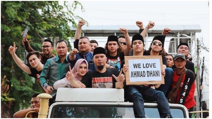 Ahmad Dhani Resmi Bebas dari Penjara, Ini Harapan El Rumi pada sang Ayah