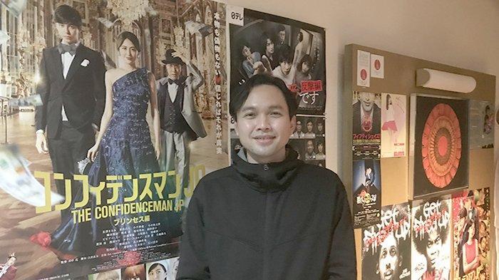Dari SD Suka Film Anime, Ahmad Faisal Asal Banjarmasin Kini Jadi Aktor Profesional di Jepang