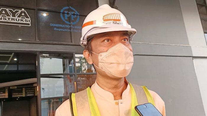 Kadispora DKI Jakarta Meninjau JIS, Berharap Dapat Diselesaikan Akhir Desember