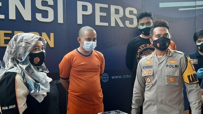 Harus Tahu Pria di Cirebon Tipu Ratusan Orang Bermodus Lelang Sepatu Via Medsos, Pelaku Raup Untung Rp 800 Juta