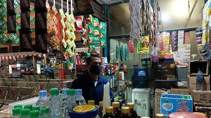 Pedagang di Terminal Kampung Rambutan: Baru Kali Ini Benar-benar Merasakan Susahnya Cari Uang