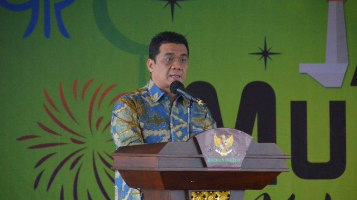 Baznas Bazis DKI Jakarta Beri Santunan Rp5,8 Miliar kepada 5.897 Anak Yatim dan Dhuafa