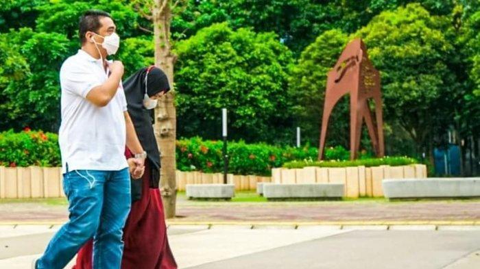Rayakan Ultah Pernikahan ke-22, Wagub DKI Unggah Pesan Menyentuh untuk Istri dan Anak-anak