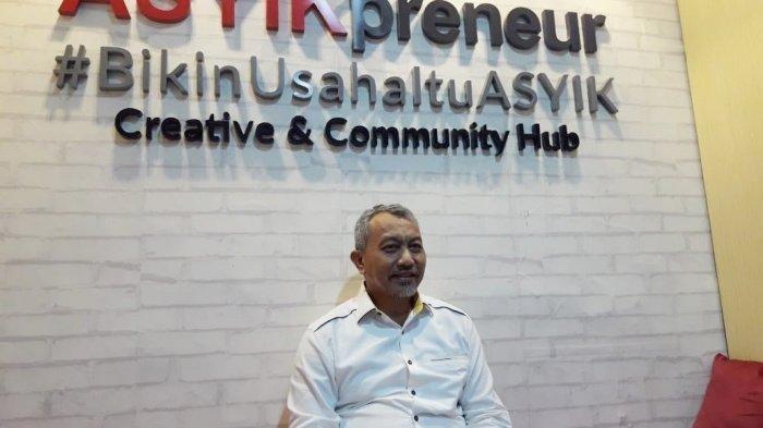 Ahmad Syaikhu saat dijumpai di Bekasi