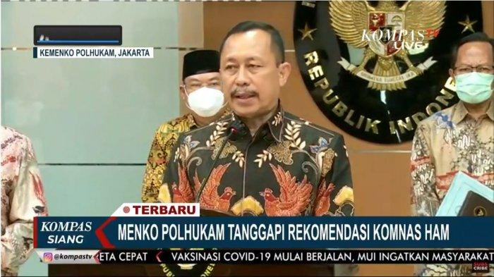 Komisioner Komnas HAM, Ahmad Taufan Damanik