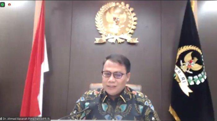 Ahmad Basarah : Pernyataan Amien Rais Berbasis Halusinasi dan Niat Provokasi
