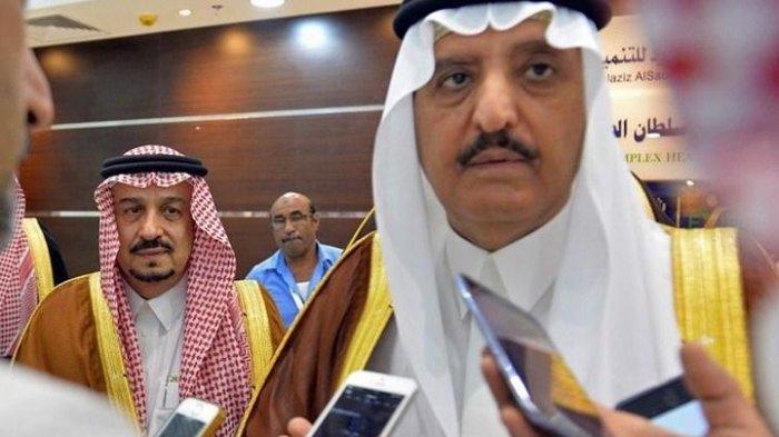 Pemerintah Saudi Tangkap Dua Pangeran Senior, Salah Satunya Adik Raja Salman