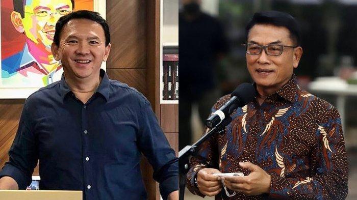Nama-nama Diprediksi Jadi Menteri Baru Jokowi, Ada Ahok hingga Isu Moeldoko akan Diganti