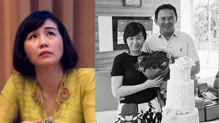 Tak Usir Veronica Tan dari Rumah, Inilah Rincian Harta Peninggalan Ahok untuk Anak Pasca Cerai