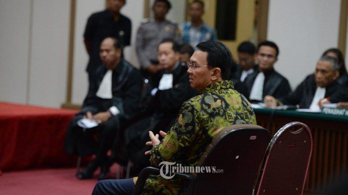 FPI dan FUI Sumut Kecewa Jaksa Tuntut Ahok Ringan