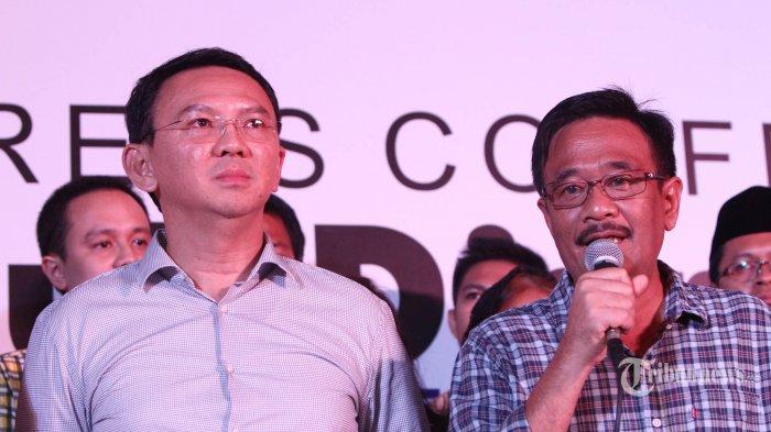 Djarot Ungkap Godaan Terberat yang Dihadapi Saat Pimpin DKI Jakarta Bersama Ahok