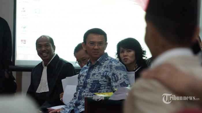 Besok, Ahok Hadapi 5 Saksi Pelapor di Persidangan