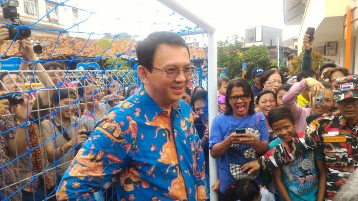 Dipercaya Untuk Jadi Bos BUMN, Ahok: Terima Kasih Pak Jokowi