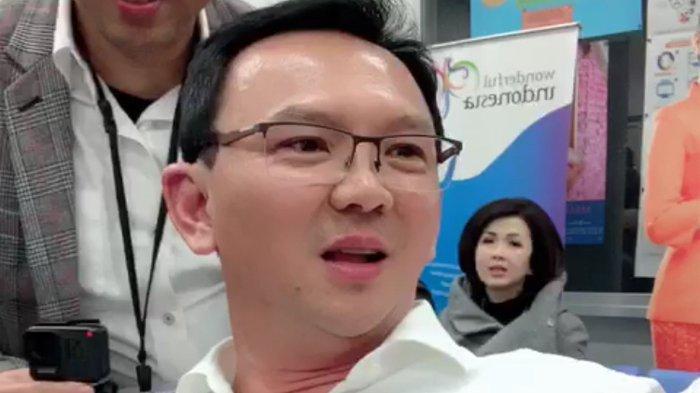 LSI Denny JA Sebut Ahok Masih Punya Peluang Maju Pilpres 2024
