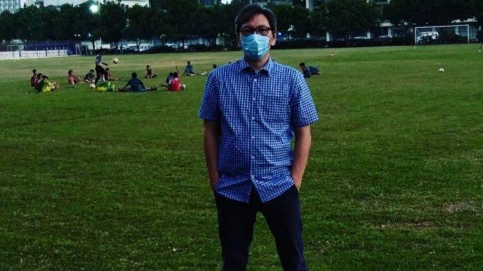 Ahrki Gusmark Luntungan, Sekjen Asprov DKI Jakarta: Beda Kegiatan Komunitas dengan Kegiatan Asprov