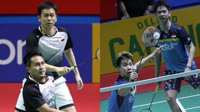 Final Idaman Ganda Putra Olimpiade Tokyo: Marcus/Kevin vs Ahsan/Hendra, Jaminan Emas Indonesia