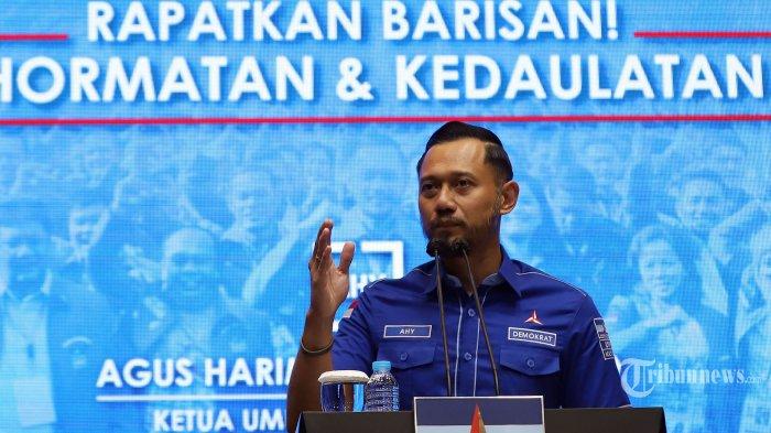 Diduga Palsukan Akta Otentik AD/ART dan Tulis SBY Jadi Pendiri Demokrat, AHY Dilaporkan ke Bareskrim