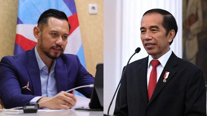 Soal AHY Diisukan Masuk Kabinet Jokowi: Peluang hingga Dinilai Bisa Jadi Jalan Menuju Pilpres 2024