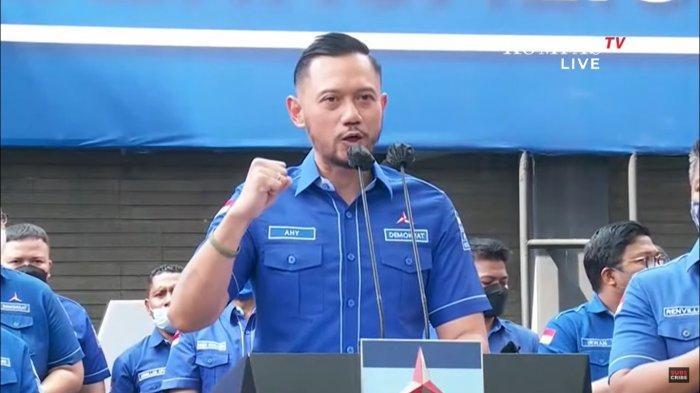 AHY: Tingkat Demokrasi Indonesia Berada di Bawah Negara Tetangga Malaysia, Filipina dan Timor Leste