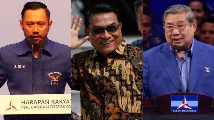 Kubu Moeldoko: SBY Linglung Daftarkan Merek dan Lukisan Demokrat ke Dirjen Kekayaan Intelektual