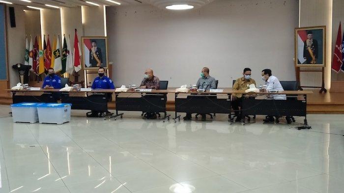 KPU Tegaskan Masih Kantongi SK Partai Demokrat dengan Pimpinan Ketua Umum AHY