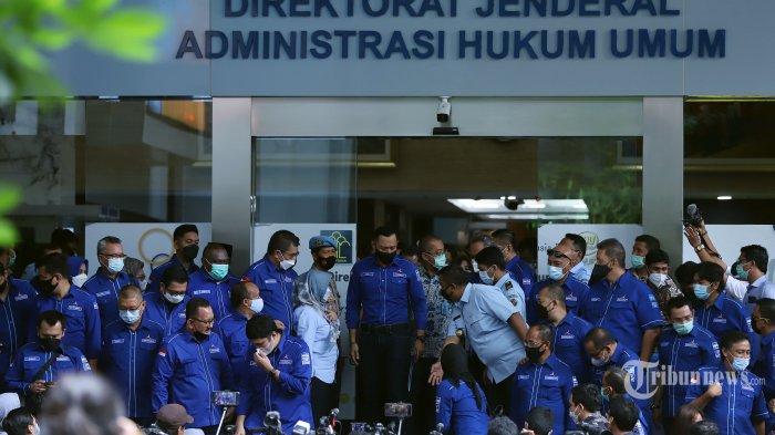 Sidang Gugatan Pemecatan 6 Kader Partai Demokrat oleh AHY Digelar 23 Maret
