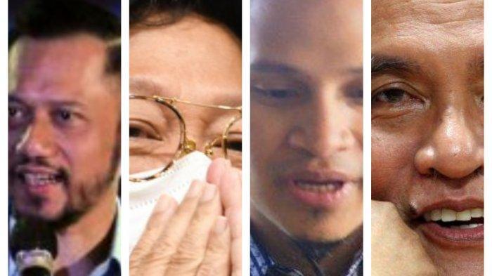 Yusril, Sandiaga Uno, AHY, Mumtaz Rais hingga Risma Disebut Berpeluang Jadi Menteri Jokowi