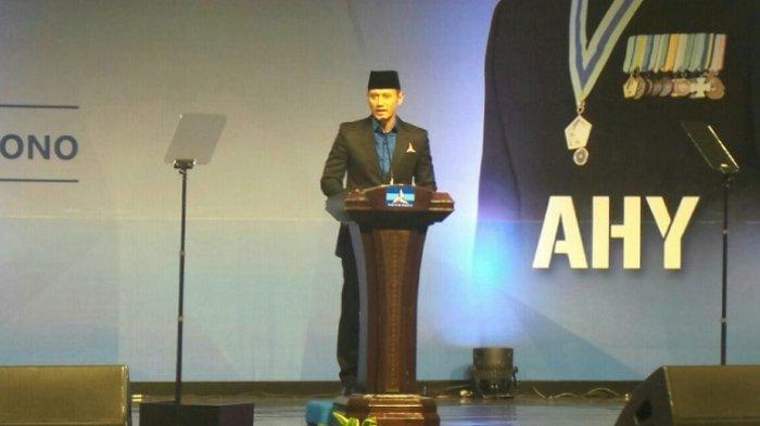 Singgung Jargon Presiden Jokowi, AHY: Apa Kabar Revolusi Mental?