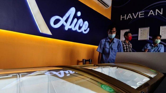 Pasar Es Krim Terus Bertumbuh, Aice Group Perkuat Kapasitas Produksi Pabrik
