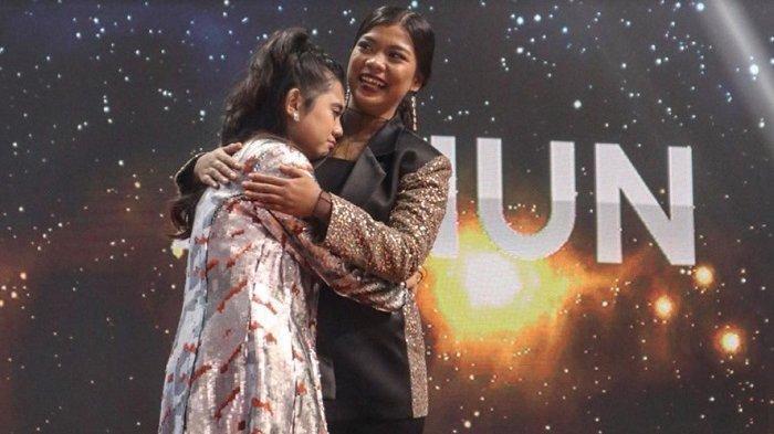 Langkah Ainun Irsani Terhenti di Babak 7 Besar Indonesian Idol Season X