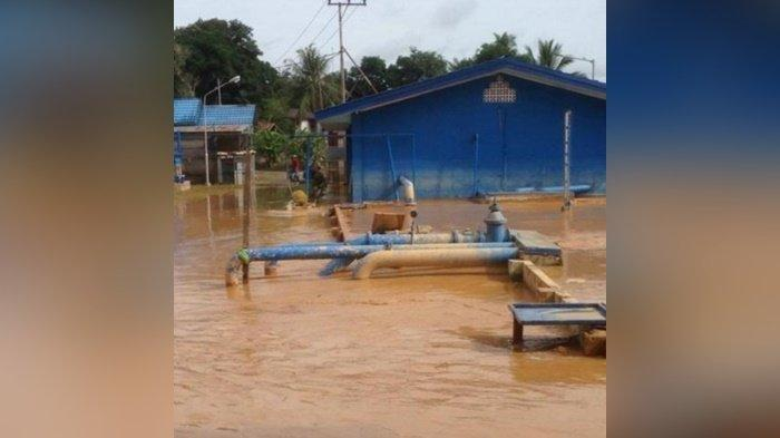 Krisis Air Banjir Usai Banjir Kalsel, Warga Barabai Terpaksa Masak Air Sisa Banjir untuk Minum