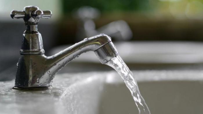 Ilustrasi air bersih.