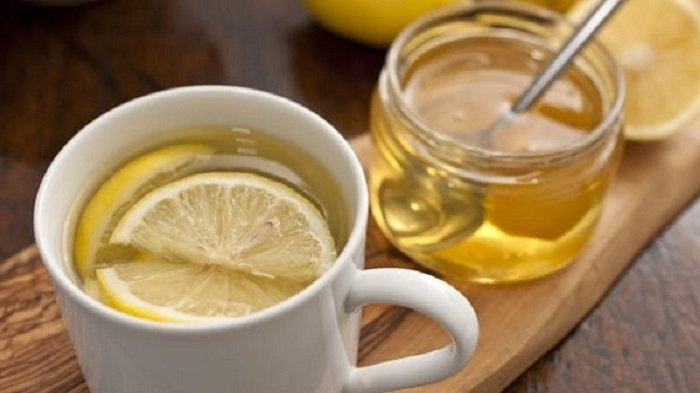 Minum Air Lemon Hangat Ditambah Jahe Geprek di Pagi Hari, Manfaatnya Luar Biasa