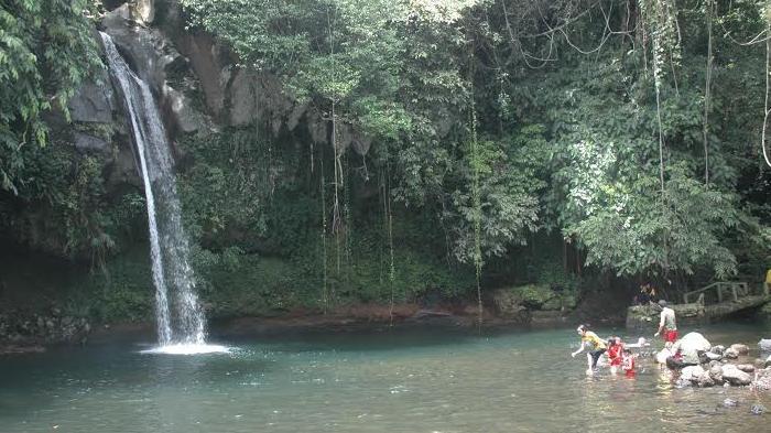 Air Terjun Lematang Indah di Pagar Alam, Sumsel, Pesona yang Murah dan Mudah Dijangkau Wisatawan