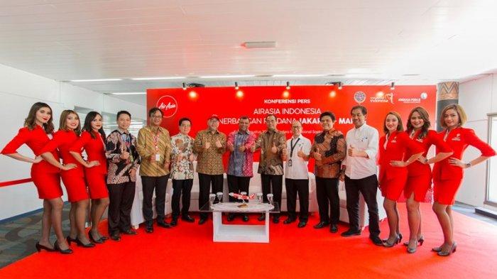 AirAsia Indonesia Resmi Terbangi Rute Jakarta-Makau