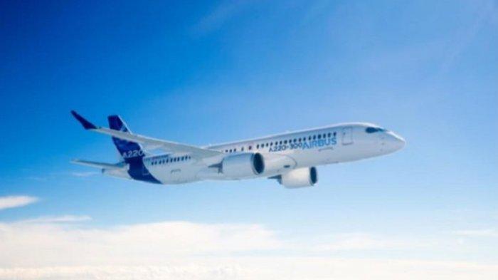 Airbus A220 Tur Demonstrasi Keliling Asia, Indonesia Tak Jadi Target Destinasi