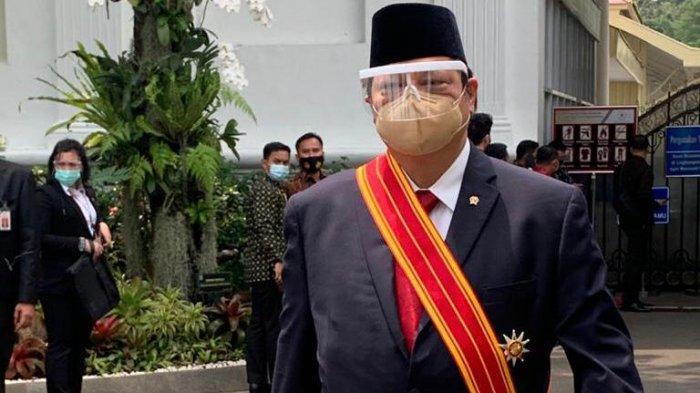 Airlangga Hartarto Terima Tanda Kehormatan Bintang Mahaputera Adipradana, APPKSI Ucapkan Selamat