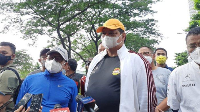 Airlangga Sebut Golkar Lakukan Pengkajian Mendalam terkait Penetapan Tersangka Azis Syamsuddin