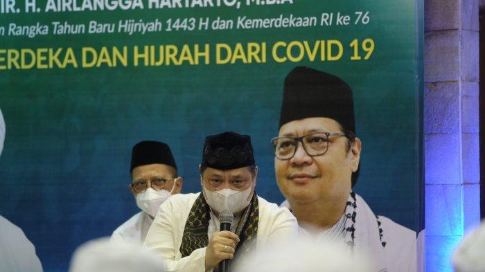 SMRC Nilai Pertemuan Airlangga-Gibran di Solo Jadi Sinyal Restu Jokowi Semakin Kuat