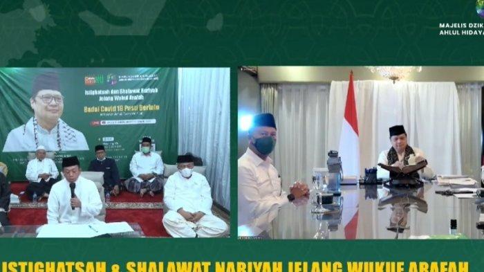 Elektabilitas Airlangga Naik, Nusron Wahid: Figurnya Tenang, Njawani dan Ngayomi