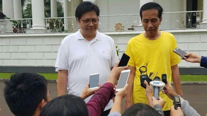 Survei Kedai Kopi: Airlangga Hartarto Tokoh Parpol Berpotensi Terpilih Jadi Presiden 2024