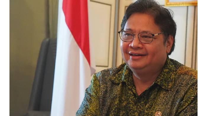 Neraca Perdagangan RI Surplus, Menko Airlangga: Pemulihan Ekonomi Indonesia Terus Berlanjut