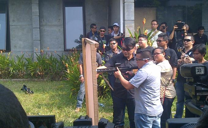 Airsofter Indonesia: Airsoft Gun Tidak Berbahaya