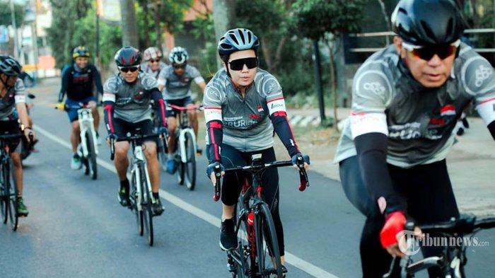 Ajak Serta Pelari hingga Pecinta Zumba, Balap Sepeda Virtual Ini Usung Konsep Sportsfest Virtual