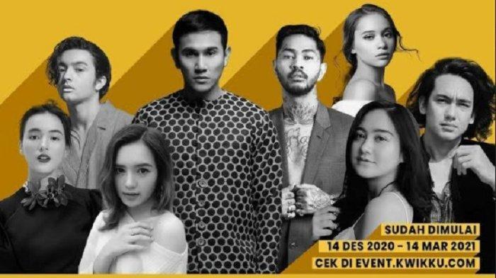 Star Script Hunt, Delapan Aktor Ternama Berkesempatan Pilih Sendiri Skrip Film yang Mereka Bintangi