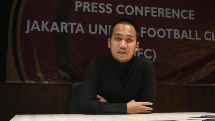 Aji Bintara, CEO Jakarta United FC