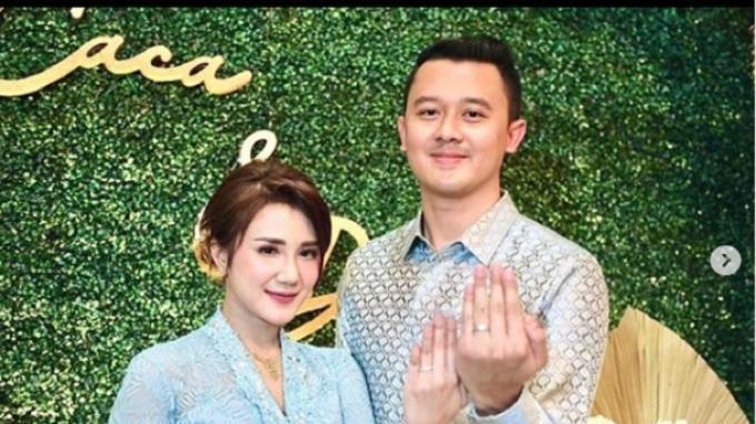 Viral, Calon Istri Cantik Ajudan Menteri Pertahanan Prabowo: Mirip Artis Tamara Bleszynski?